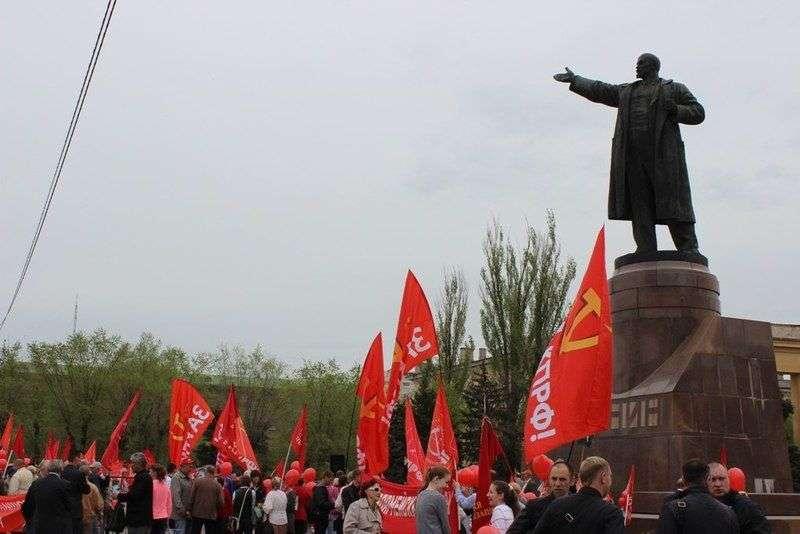 День образования СССР в Волгограде отметят пикетами