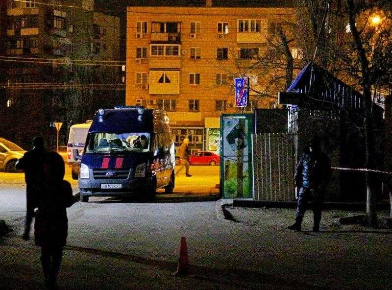 ЧП в Волгограде – трое ранены, один погиб