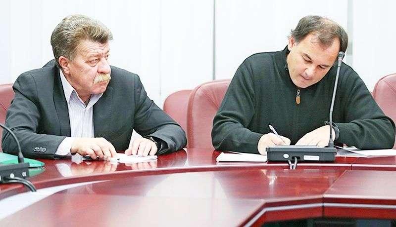 Гришин и Аблизин получили отставку