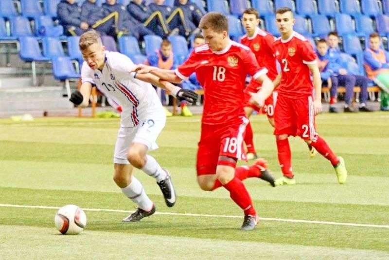 Третье поражение на «Кубке развития»