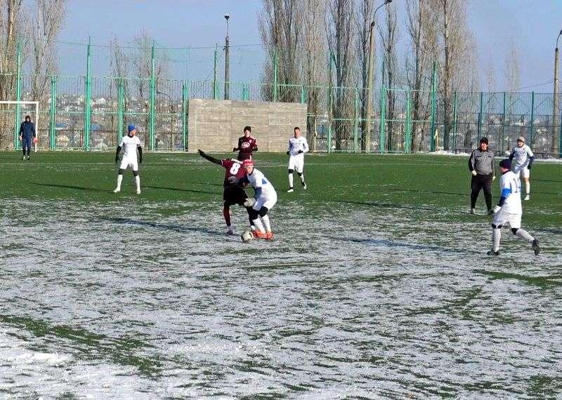 «Ротор-2» одержал победу в товарищеском матче