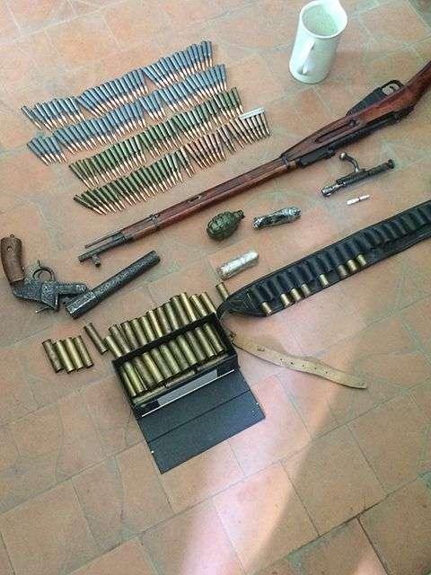 Слесарь «Концессий теплоснабжения» осужден за хранение оружия и боеприпасов