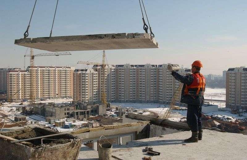 Застройщик ответит за падение рабочего с 6 этажа