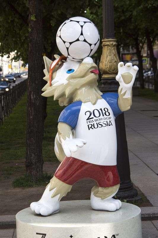 В Волжском появится двухметровый волк «Забивака»