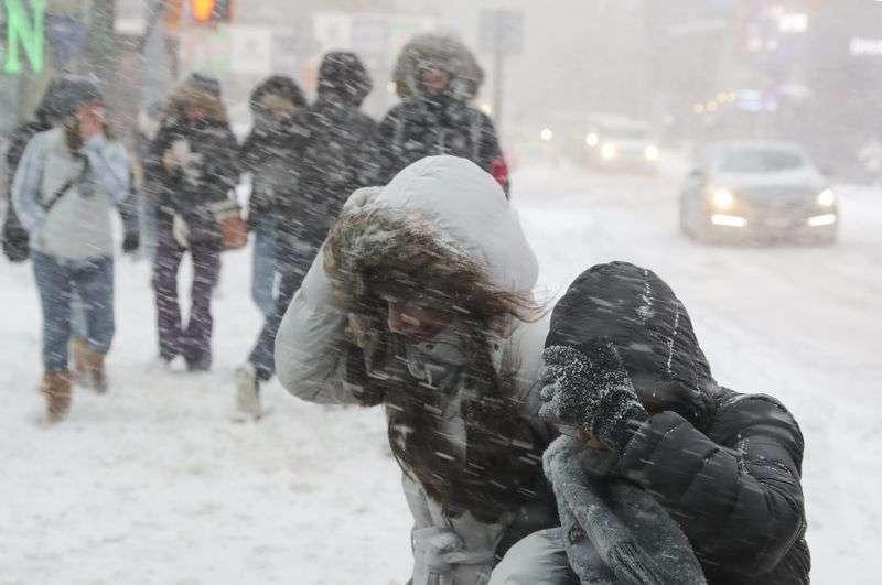 В регионе усиливают безопасность из-за разбушевавшейся погоды