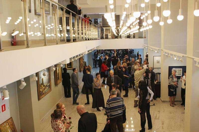 Волгоградский музей имени И.И.Машкова приглашает на День открытых дверей