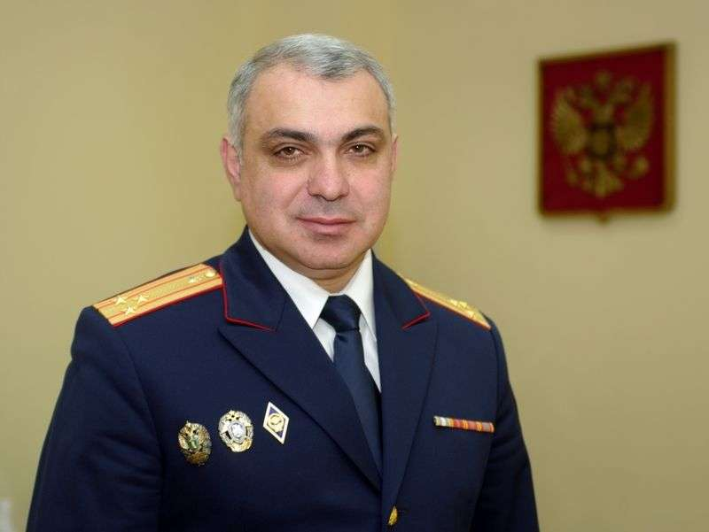 Заместитель главы регионального СК ушел в отставку