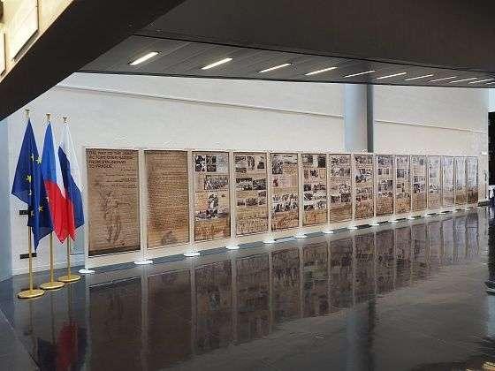 Волгоградскую выставку «Сталинград. Призыв к миру» увидят в пяти странах Европы