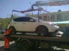 Волгоградские приставы арестовали за день 9 автомобилей должников