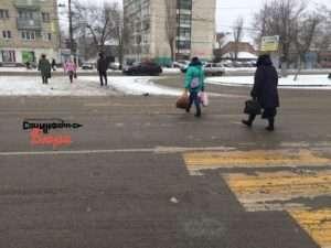 Волгоградские пешеходы потеряли переходы