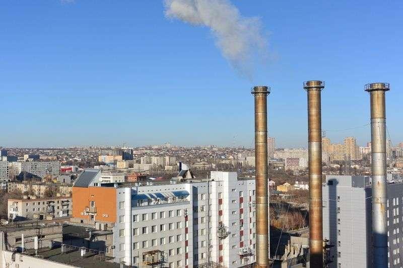 В двух районах Волгограда зафиксировали загрязнение воздуха