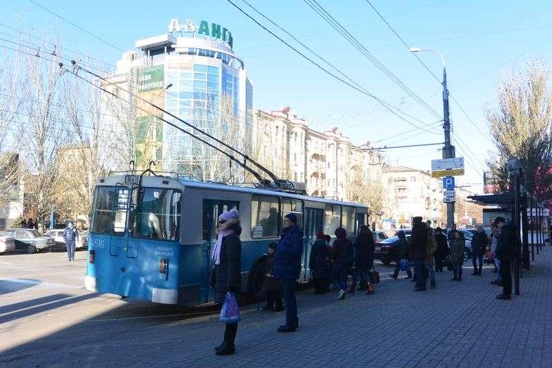 Троллейбус №10 сменил маршрут