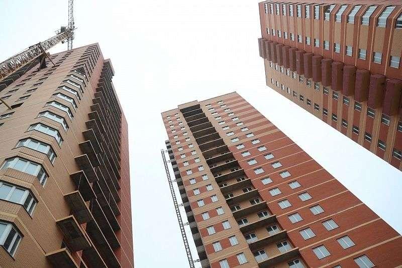 За год в регионе построили 727 тысяч квадратных метров