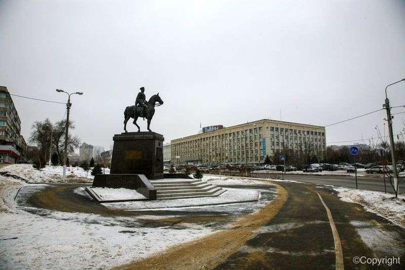 На выходных в Волгограде потеплеет до 0 градусов