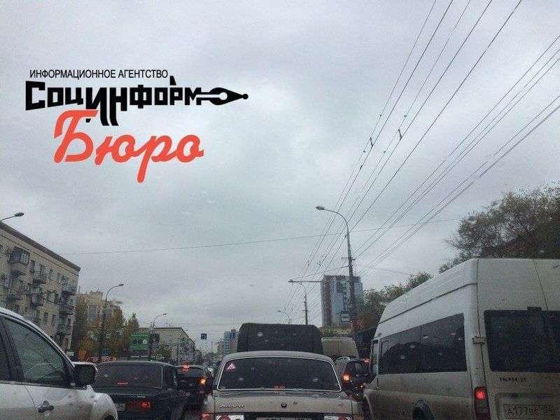 В Волгограде студент инсценировал три аварии