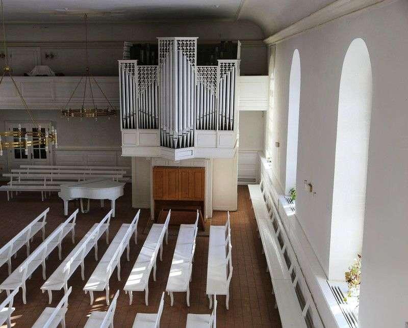 В музее-заповеднике «Старая Сарепта» состоится органный концерт