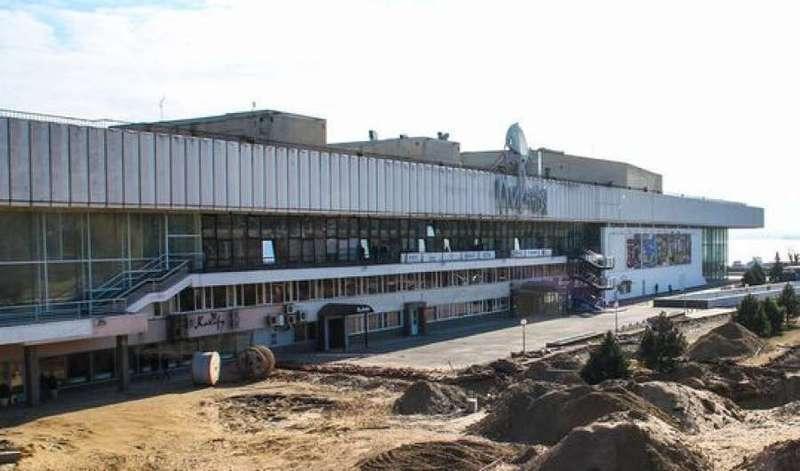 Волгоградский ЦКЗ отремонтируют за полцены