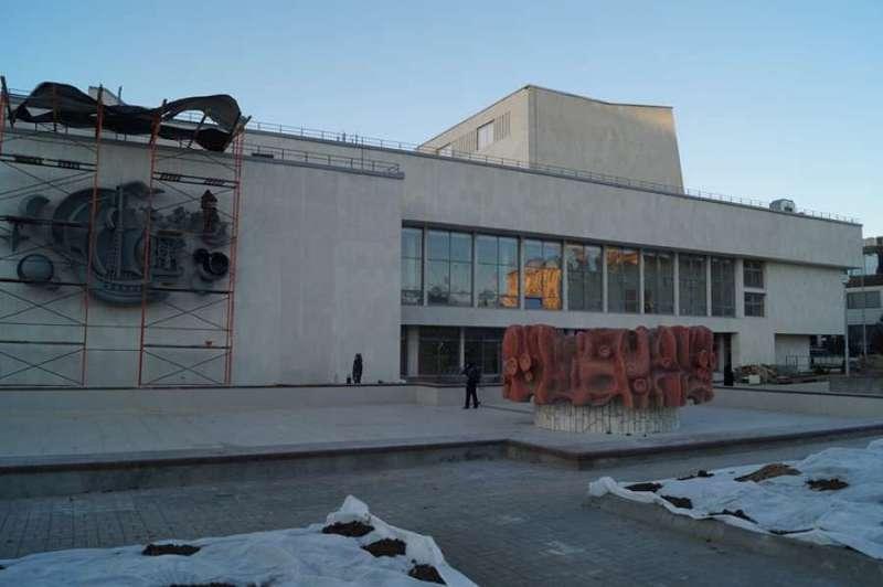 В обновленном ГДЮЦе появится спортивный зал, театральная сцена и центр гостеприимства для болельщиков ЧМ-2018