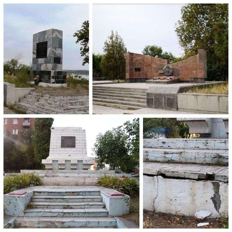 Волгоградцы бьют тревогу о состоянии памятников