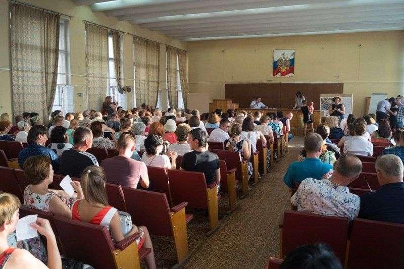 В России меняется порядок общественных слушаний