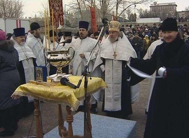 В Волгограде во время Крестного хода перекроют движение