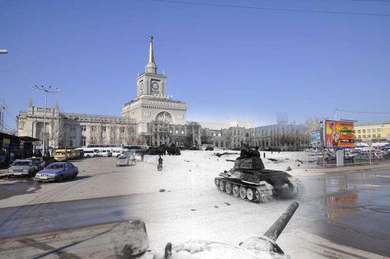 В «Старой Сарепте» состоится фотовыставка «Сталинград – взгляд из будущего»