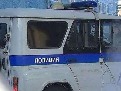 В Волгограде трое разбойников в балаклавах напали на рыбный цех