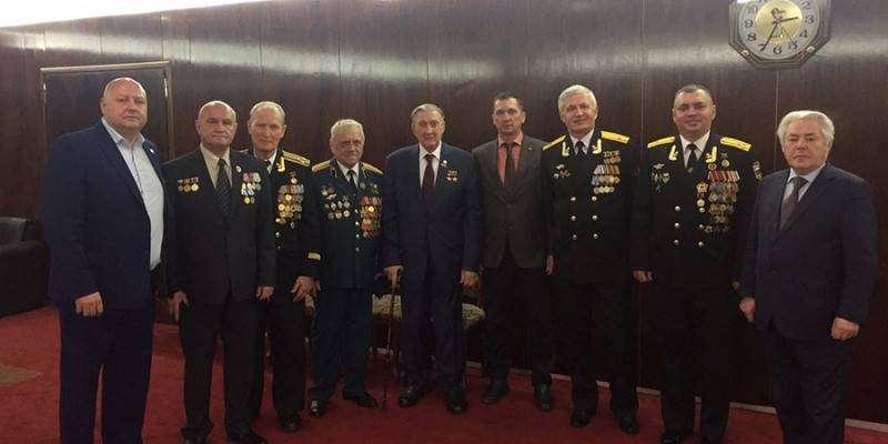 Волгоград посетят ветераны из Владивостока