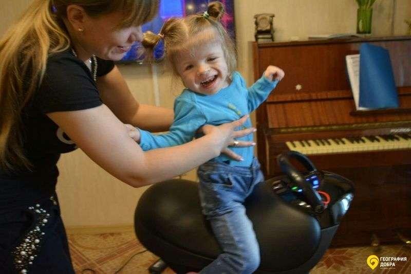 Маленькой жительнице Волгограда нужна помощь