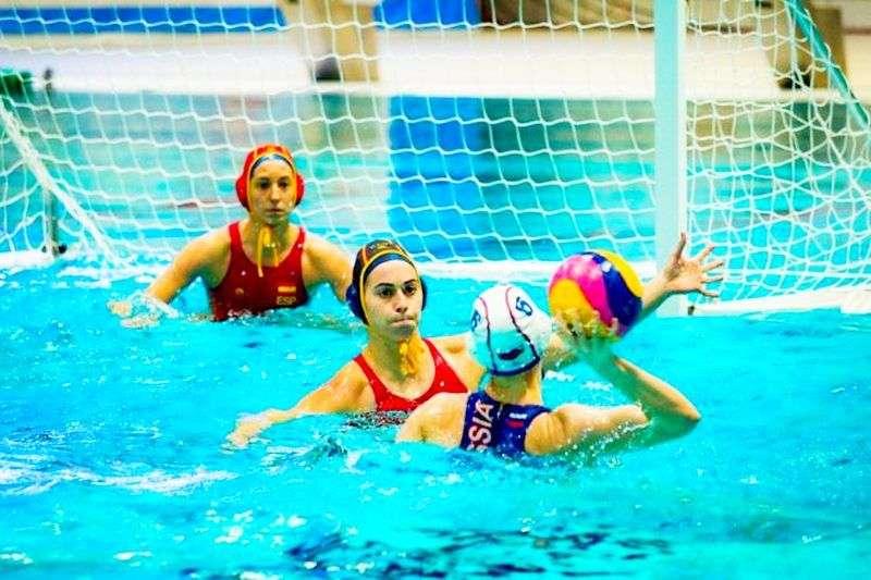 Россиянки уступили Испании в Мировой лиге. Видео