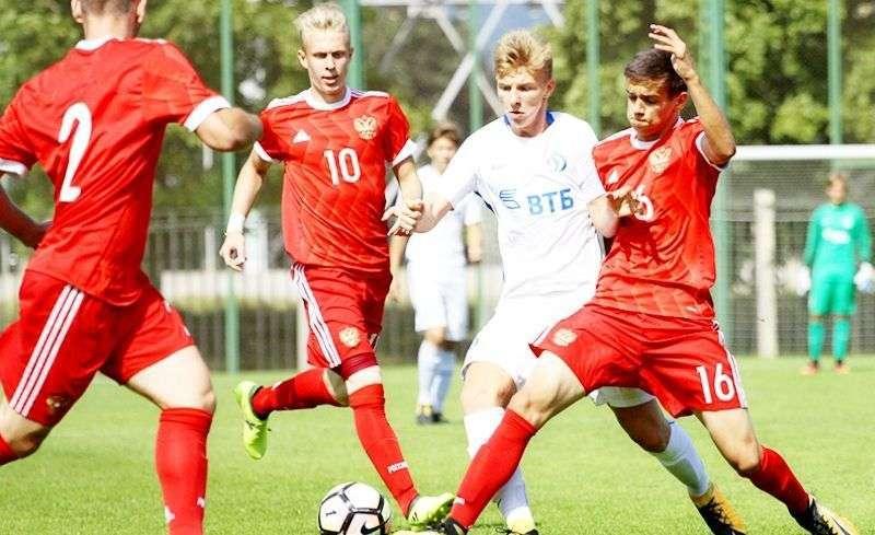 Российские юноши сыграют на турнире в Дубае