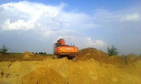 Директора «Мостовика» признали виновным в незаконной добыче песка
