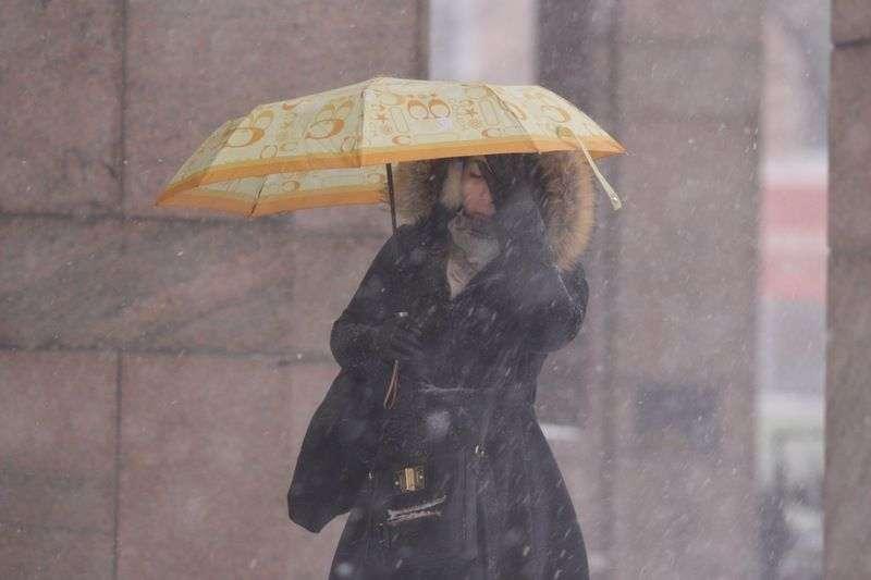 Новая неделя начнется в Волгограде с дождя и снега