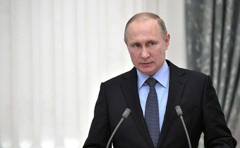 Владимир Путин стал кандидатом в президенты