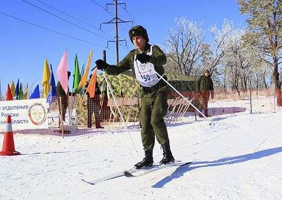 В Волгограде мотострелки примут участие в лыжной гонке на 10 км