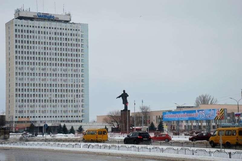 По Волжскому курсирует трамвай «Живая память»