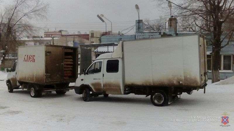 В Волгограде «ГАЗель» сбила пешехода