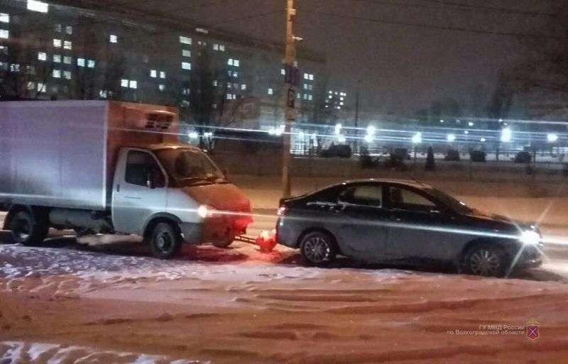 После ДТП в Дзержинском районе волгоградец умер от инфаркта