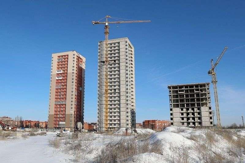 Волгоградские власти заглянули на площадку ЖК «Парк Европейский»