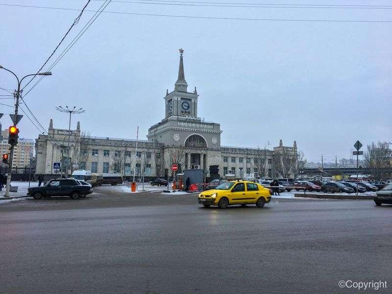 На вокзале Волгограда откроется избирательный участок