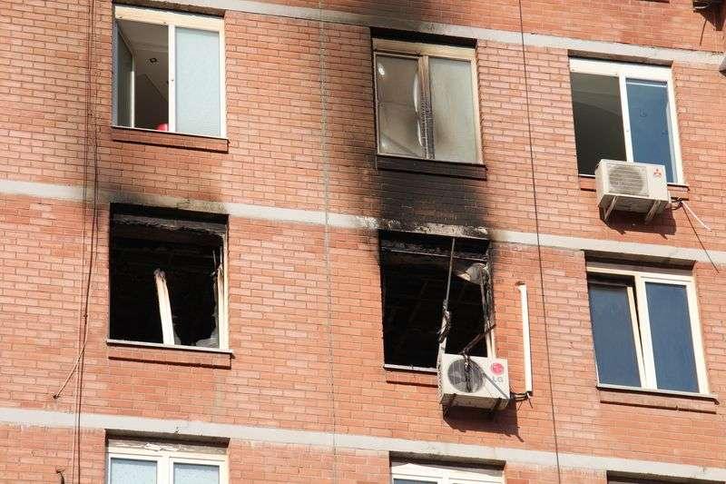 Неосторожность с огнем едва не погубила волгоградку