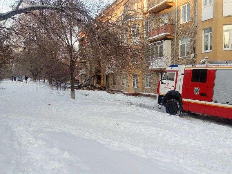 Пожар на улице Кузнецова потушен