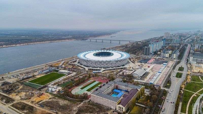 Минспорта высказало претензии подрядчику строительства «Волгоград Арены»
