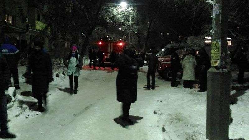 Жильцы пострадавшего дома в Волжском вернулись в свои квартиры
