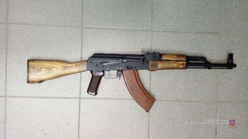 Полиция задержала уличного стрелка из Краснодара