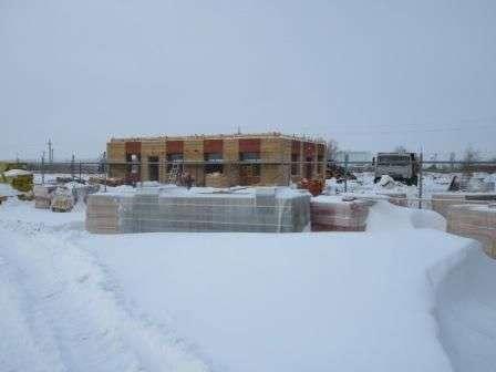 В регионе строят новые пожарные депо