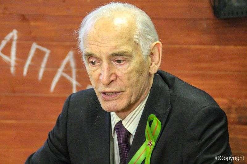 Василий Лановой рассказал свои воспоминания о Сталинграде
