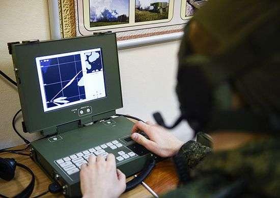 В Волгограде связисты ЮВО ведут спутниковые переговоры