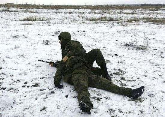 Под Волгоградом военные медики ЮВО готовятся к конкурсу