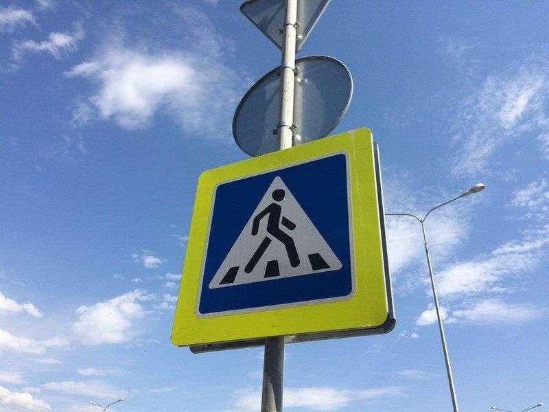 В Волгограде «Ока» сбила пешехода